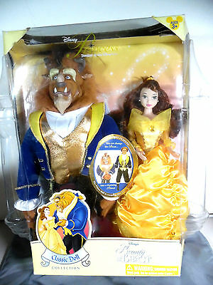 Beauty and the Beast Classic Doll Collection Belle