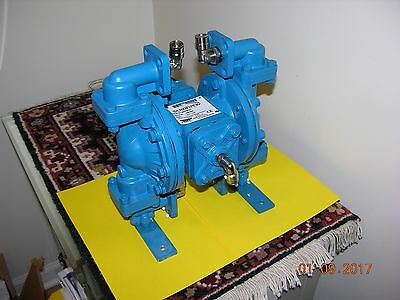 Sandpiper Air-Operated Double Diaphragm Pump great for Oil, Antifreeze & ATF