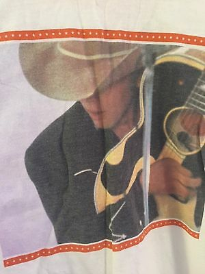 Dwight Yoakam Last Chance For A THousand Years 1999 Concert Tour T-Shirt 2XL NEW