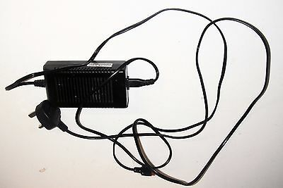 2 Stage Charger for HillBilly Electric Golf Trolley / Torberry Connector / Used