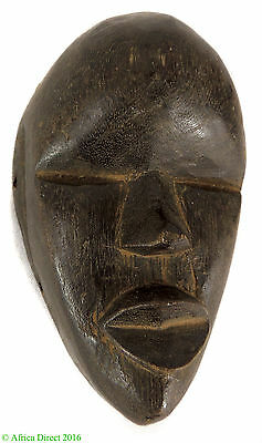 Dan Passport Mask Cote d'Ivoire African Art