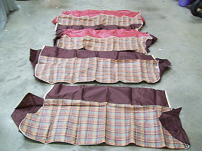 Seat Covers 1941 1942 1946 1947 1948 1949 Buick Olds Pontiac Packard Seat Covers