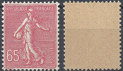 France Timbre Type Semeuse N°201 Neuf ** Luxe Gomme D'origine Mnh