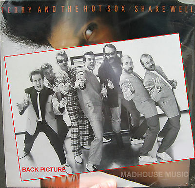 ROCKABILLY Terry And The Hot Sox LP Shake Well SEALED 12 Track 1982 Skinny Jim