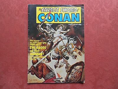 Marvel - The Savage Sword Of Conan - #12