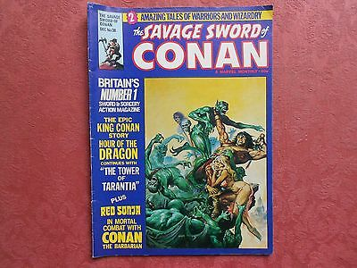 Marvel - The Savage Sword Of Conan - #38