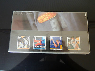 Qe2 Superb  1991 Sport  Presentation Pack In Mint Condition