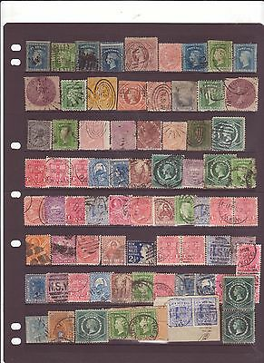 New South Wales State Stamp Collection