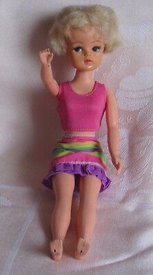"Gorgeous Vintage 1960S Sindy Doll With Eyelashes - 11"" - 033055X - Ex. Cond!!"