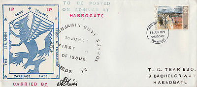 GB Locals (2178) - 1971 POSTAL STRIKE COVER