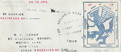 GB Locals (2179) - 1971 POSTAL STRIKE COVER