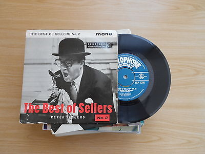 Peter Sellers=The Best Of Sellers No.2  E.p.  P/c  Ex