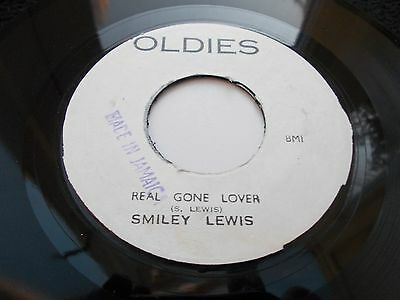 Smiley Lewis - Real Gone Lover / One Night Of Sin 7' R & B Oldies Listen