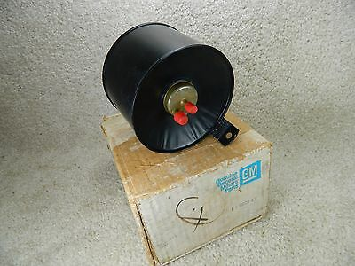 NOS 1965 Buick Riviera Vacuum Trunk Release Canister Tank