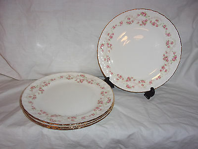 POPE GOSSER FLORENCE 4 Luncheon Plates