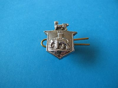 Vintage CITY of COVENTRY Transport TRAMWAYS Badge. Metal. Good Condition. Small