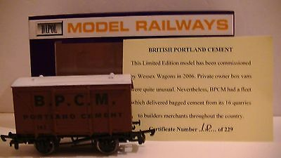 Wessex Wagons Limited Edition Wagon (Lot 29)