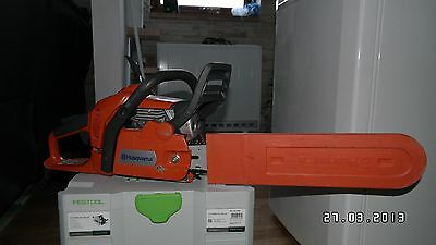 """Husqvarna 440 Chainsaw From 2015 Year With 18"""" Bar"""