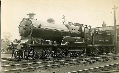 Railway Steam Photograph;  Great Central 432