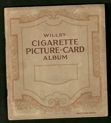 Cigarette Cards  Wills 1936 Household Hints - Full Set - In Official Album