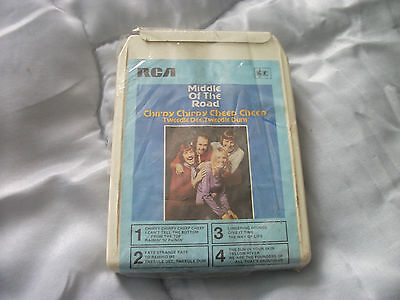 New 8 Track Tape - Middle Of The Road - Chirpy Chirpy Cheep Cheep