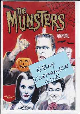 Photo Card - THE MUNSTERS (1960's TV Show) - Only £1 POSTFREE Lily Herman Grampa