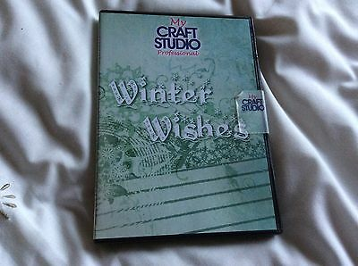 My Craft Studio Elite Cd Rom Wishes And Whispers