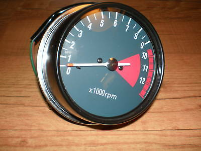 TACHO Tachometer REV COUNTER CLOCK FOR HONDA CB750 K4 - K6 SOHC,