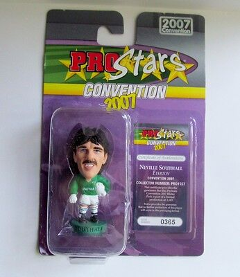Neville Southall Everton Convention 2007 Special Edition