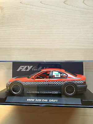 Fly Car Model BMW 320i E46 Drift Reference 88254 Unused
