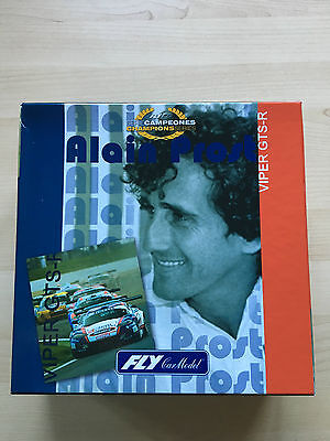 Fly Car Model Viper GTS-R Magny Cours 2005 PROST Lim Ed Reference 99061 Unused