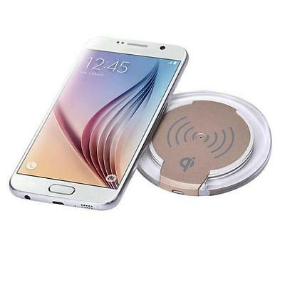 Qi Wireless Charger Charging Pad For Samsung Galaxy S7/S7 Edge GD