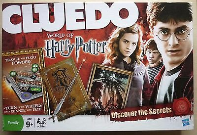 ***** CLUEDO - WORLD OF HARRY POTTER Edition