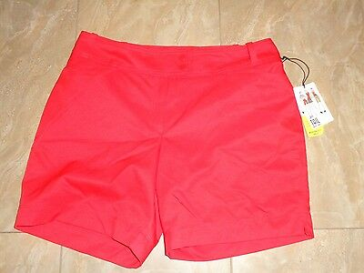 Tail White Label Golf Shorts Size 8 ~ NWT