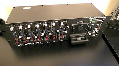 Alesis iMultimix 9R Rack Mount Mixer iPod dock Video Out - Good condition