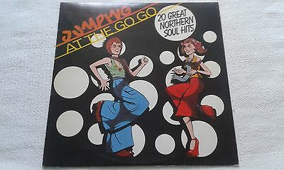 Soul Motown Northern Soul Jumping At The Go Go  Uk Rca Lp Rare