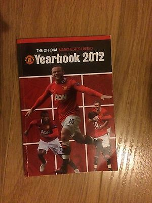The Official Manchester United Yearbook 2012