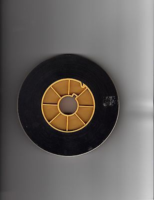 """16mm Sound Film Leader 45' on 3"""" Yellow Core FREE SHIPPING"""