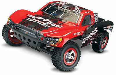 Traxxas 2WD Slash RTR Short Course Race Truck w/Battery TRA58034-1 Mark Jenkins