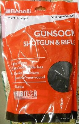 Benelli Gun Sock with Vic Inhibitor 90500-Worldwide shipping