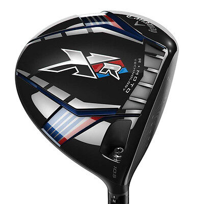 Callaway XR Driver / 10.5 Degree Réglable Project-X 5.5 Graphite Standard