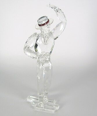 Swarovski Glas Figur Serie Magic Of Dance ANTONIO-2003 Crystal Figurine