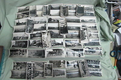 Lot of 50 WWI Photos 354th Infranty In Germany, at Camp Funston Kan +