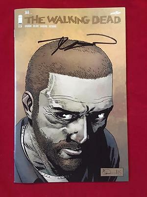 The Walking Dead 144 Signed By Robert Kirkman W/coa Major Deaths In This Issue 1