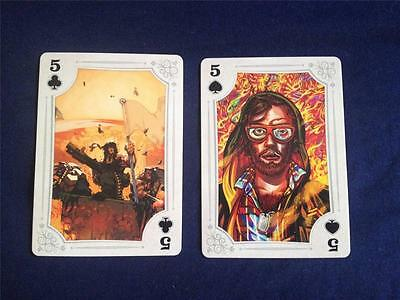 Playstation Experience Trading Cards 5's Ps4