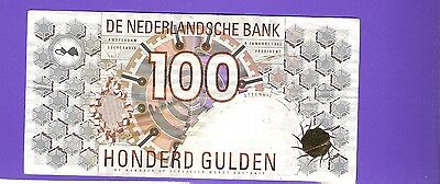 NETHERLANDS - 100 Gulden 1992 VF