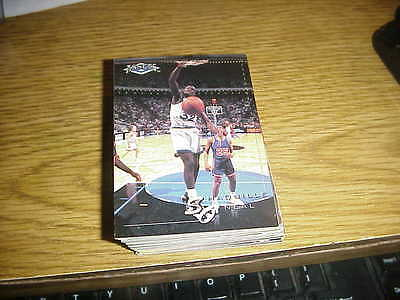 1994 Classic Assets Card Set (1-50) Hand Collated** Nr Mint +