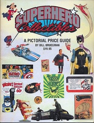 Softcover Superhero Collectibles Pictorial Price Guide Book 1996 (38)