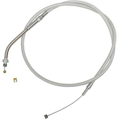 Magnum 34026 Alternative Length Sterling Chromite II Braided Idle Cable 36in.