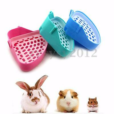 chien chat lapin pipi toilette Animal Hamster Lapin Souris litière bac coin UK